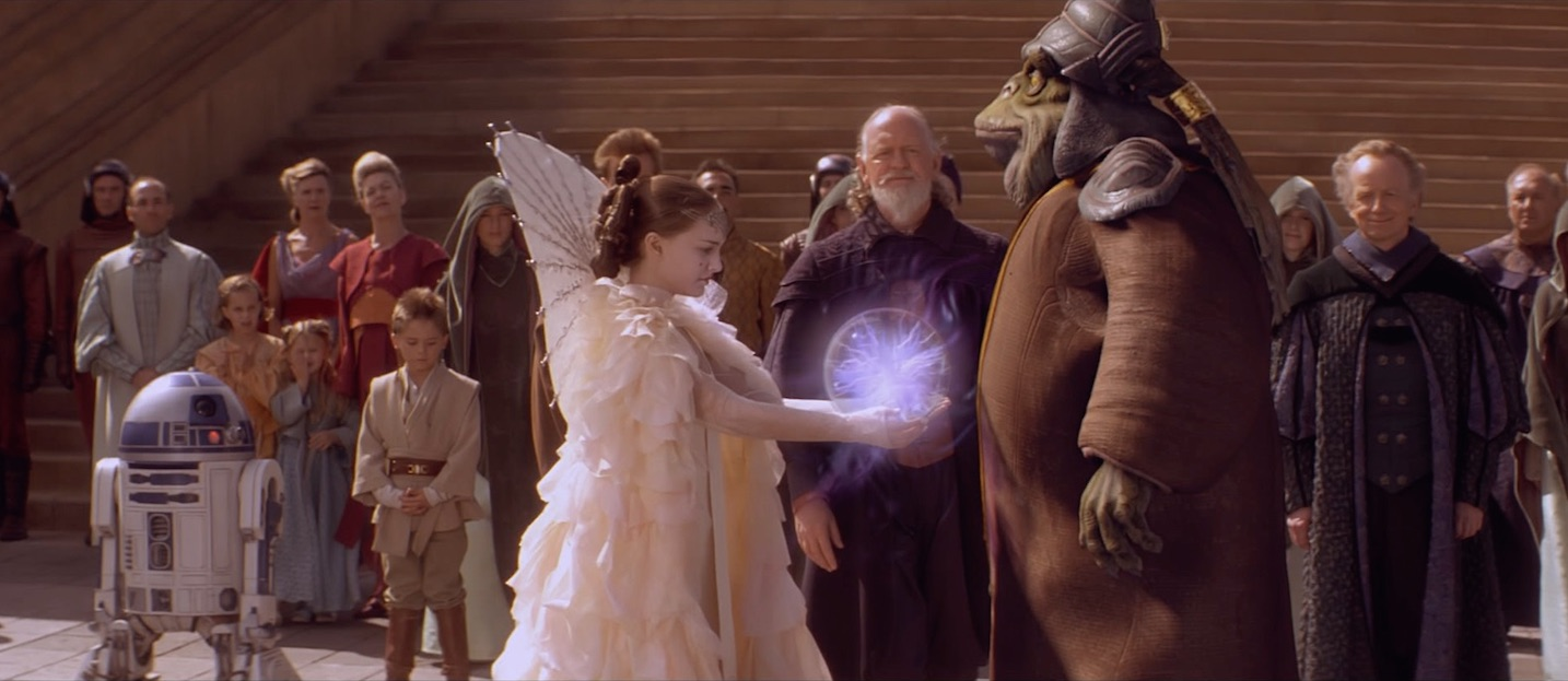 Padme and Boss Nass Episode I