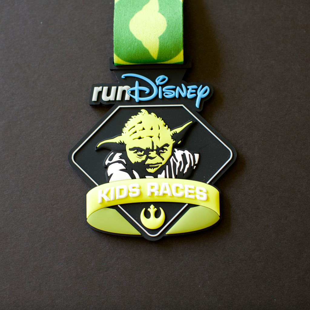 runDisney Star Wars Kids Race