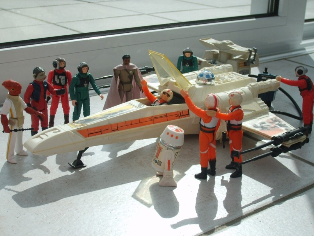 Kenner X-wing