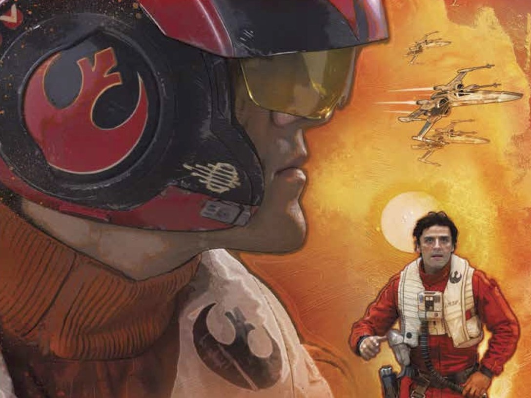 Star Wars Insiders Poe Cover