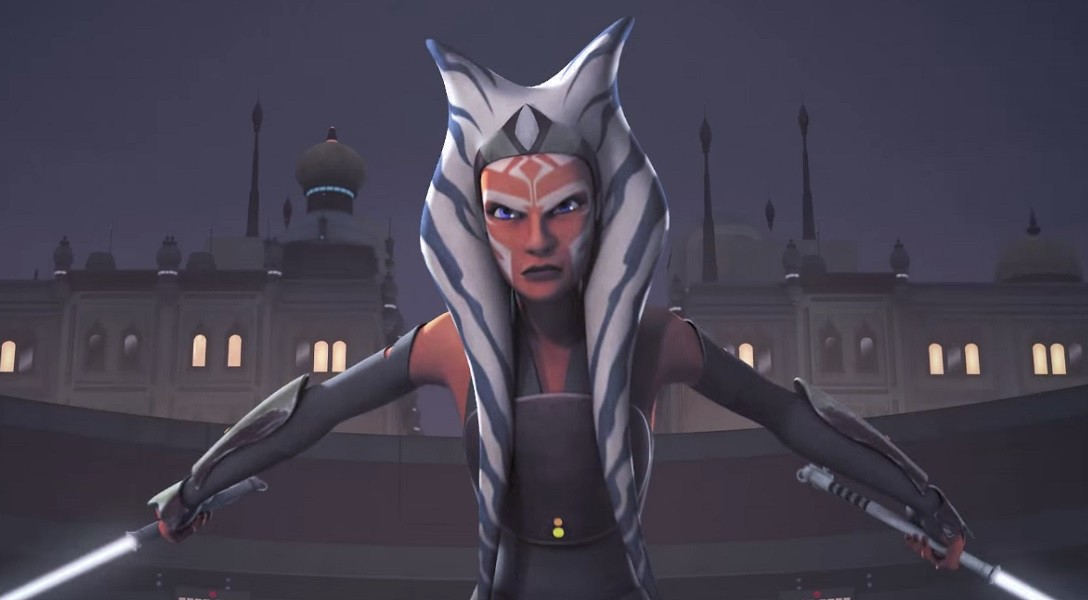 Star Wars Rebels Season 2 - Ashoka