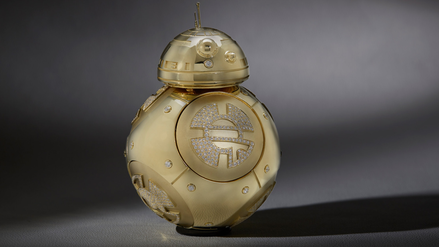 Kay Jewelers gold BB-8