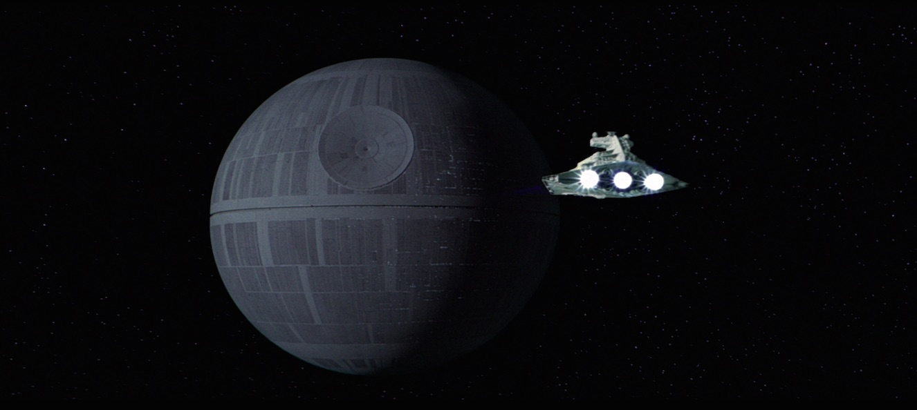 BadFeeling Episode IV Death Star