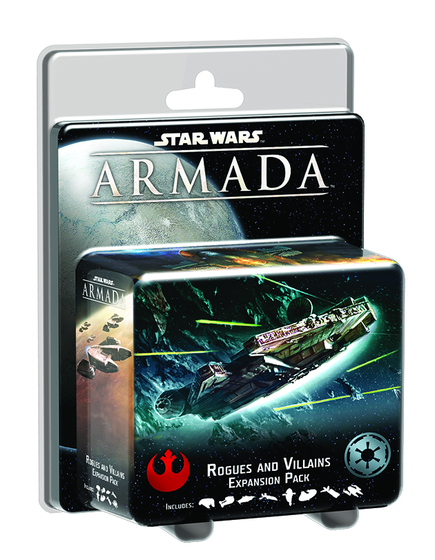 Star Wars Fantasy Flight Games - Armada