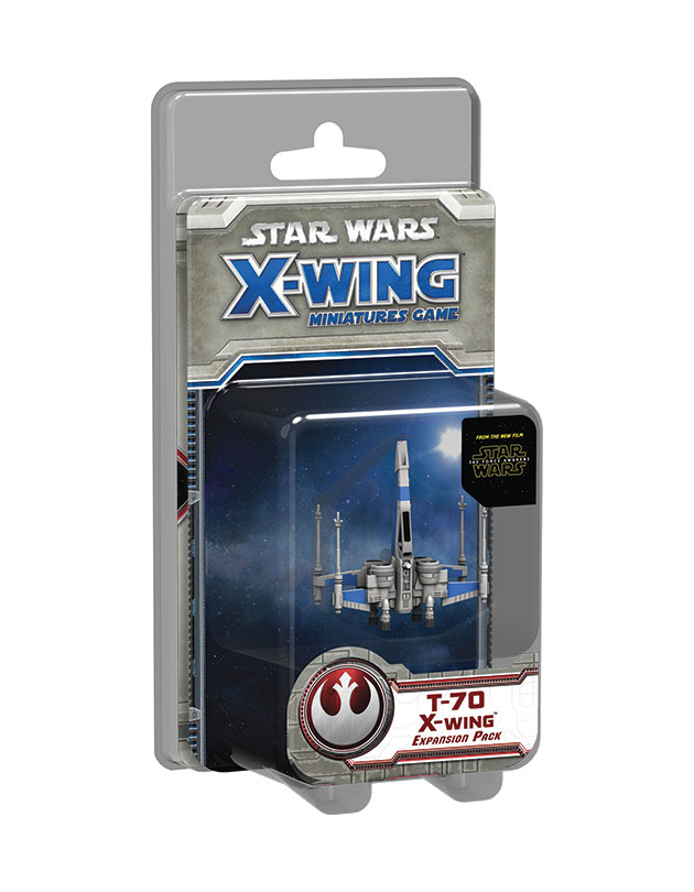 Star Wars Fantasy Flight Games - X-wing