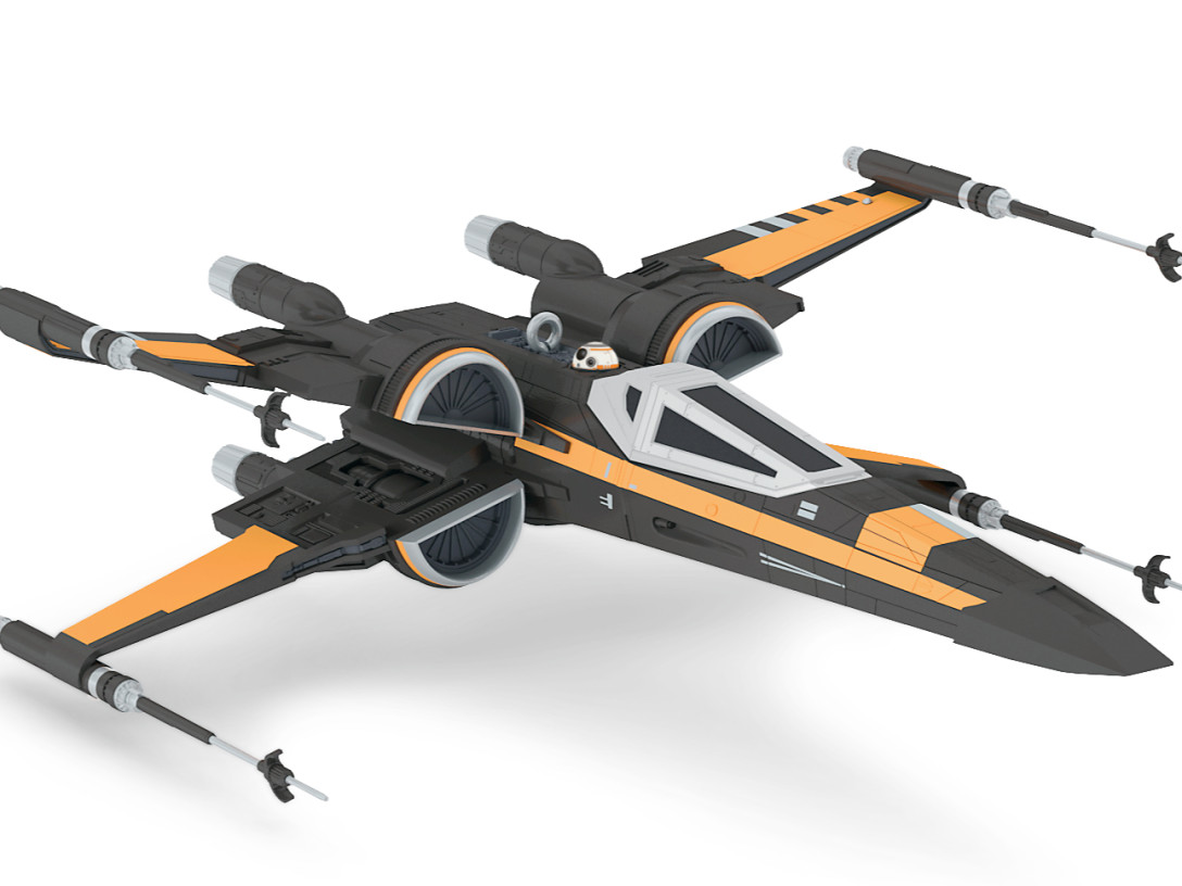 X-wing Hallmark Keepsake Ornament