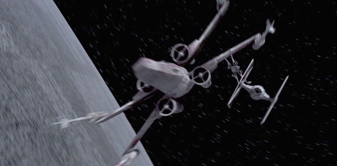 Episode IV X-wing vs TIE Fighter