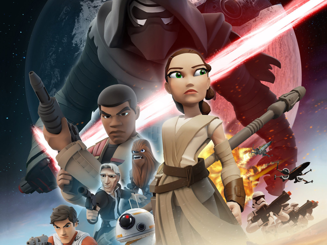 Star Wars: The Force Awakens Play Set for Disney Infinity 3.0 Edition