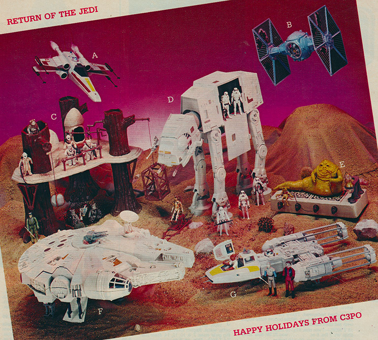 collectibles from the outer rim  sears wish book