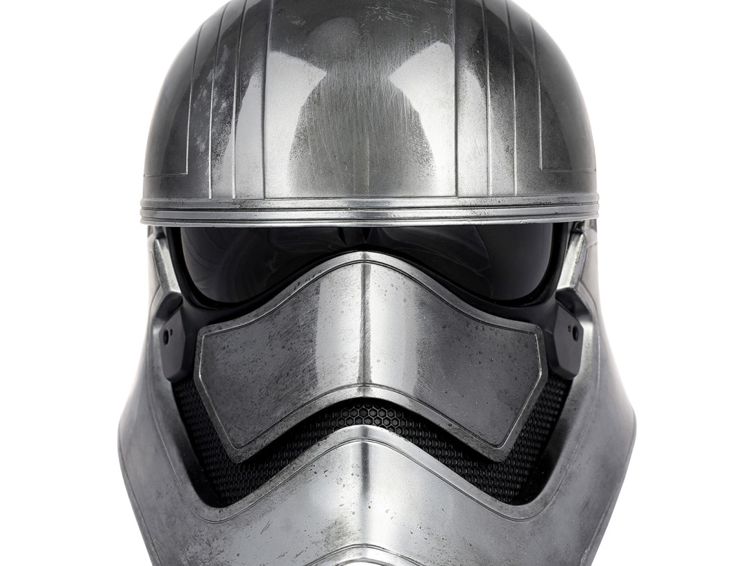ANOVOS - Captain Phasma helmet