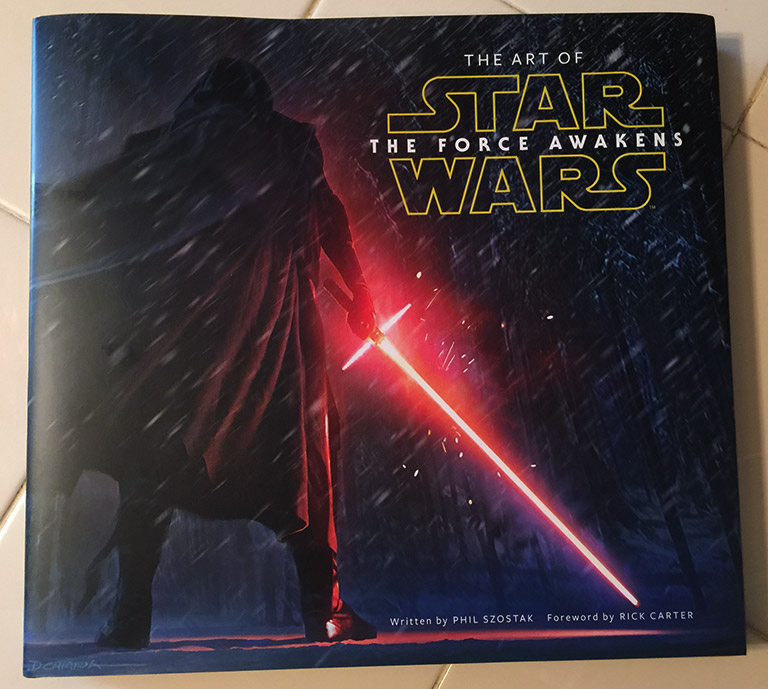 The Art of Star Wars: The Force Awakens