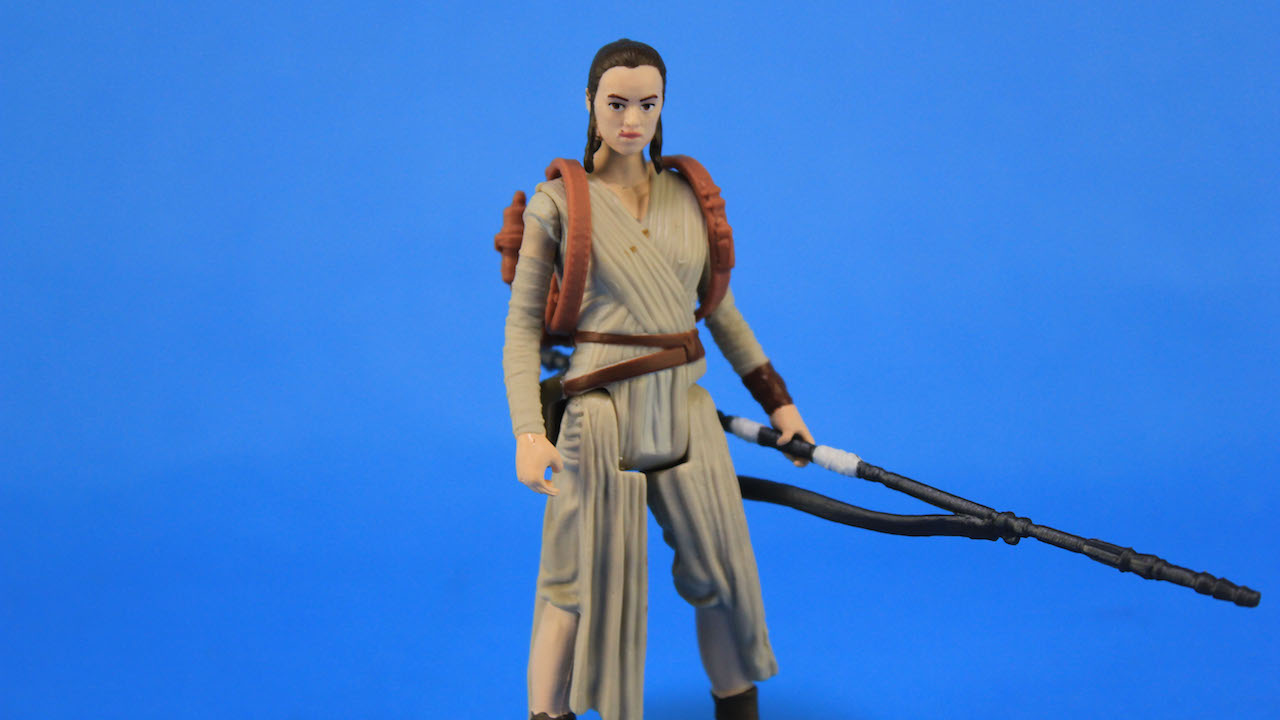 Hasbro Basic Action Figure - Rey