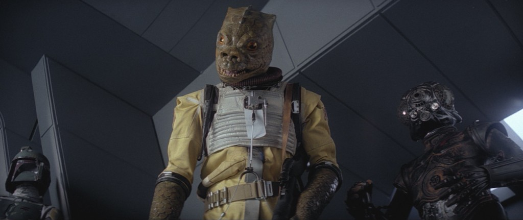 The Empire Strikes Back - Bossk