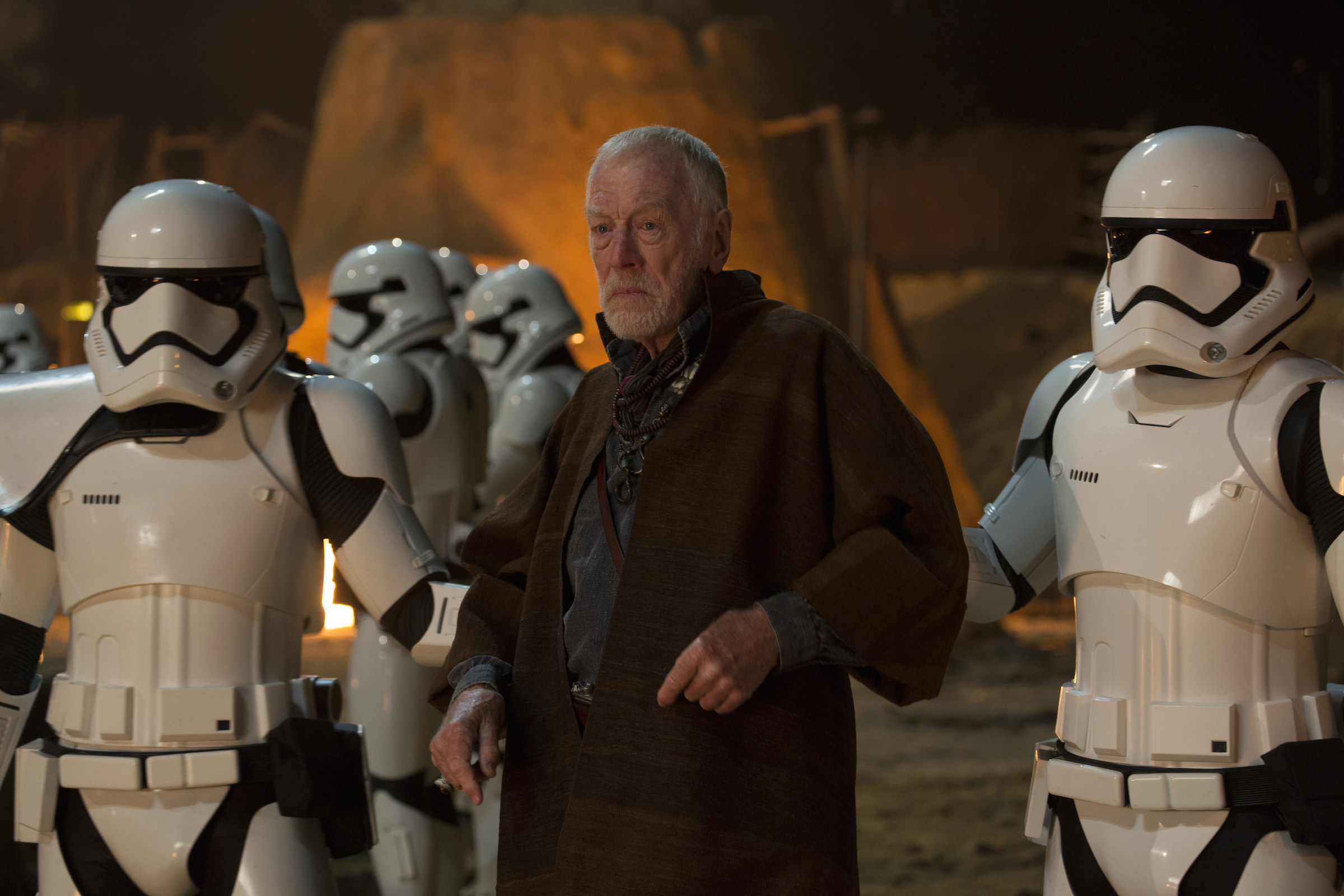Image result for max von sydow star wars: the force awakens