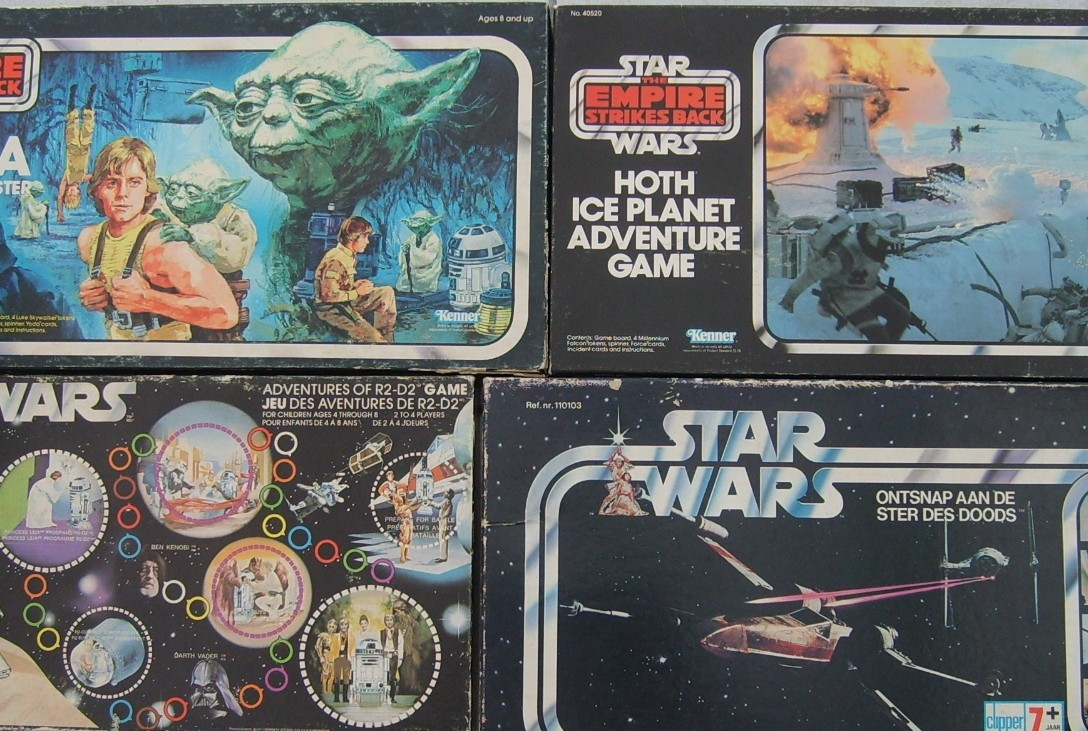 Star Wars Boardgames