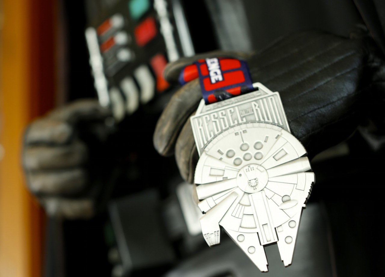 runDisney Kessel Run Medal