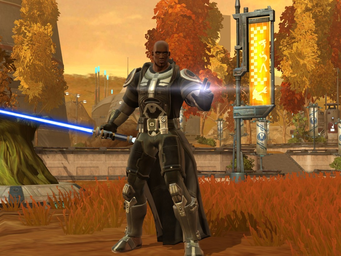 Star Wars: The Old Republic - The Knight