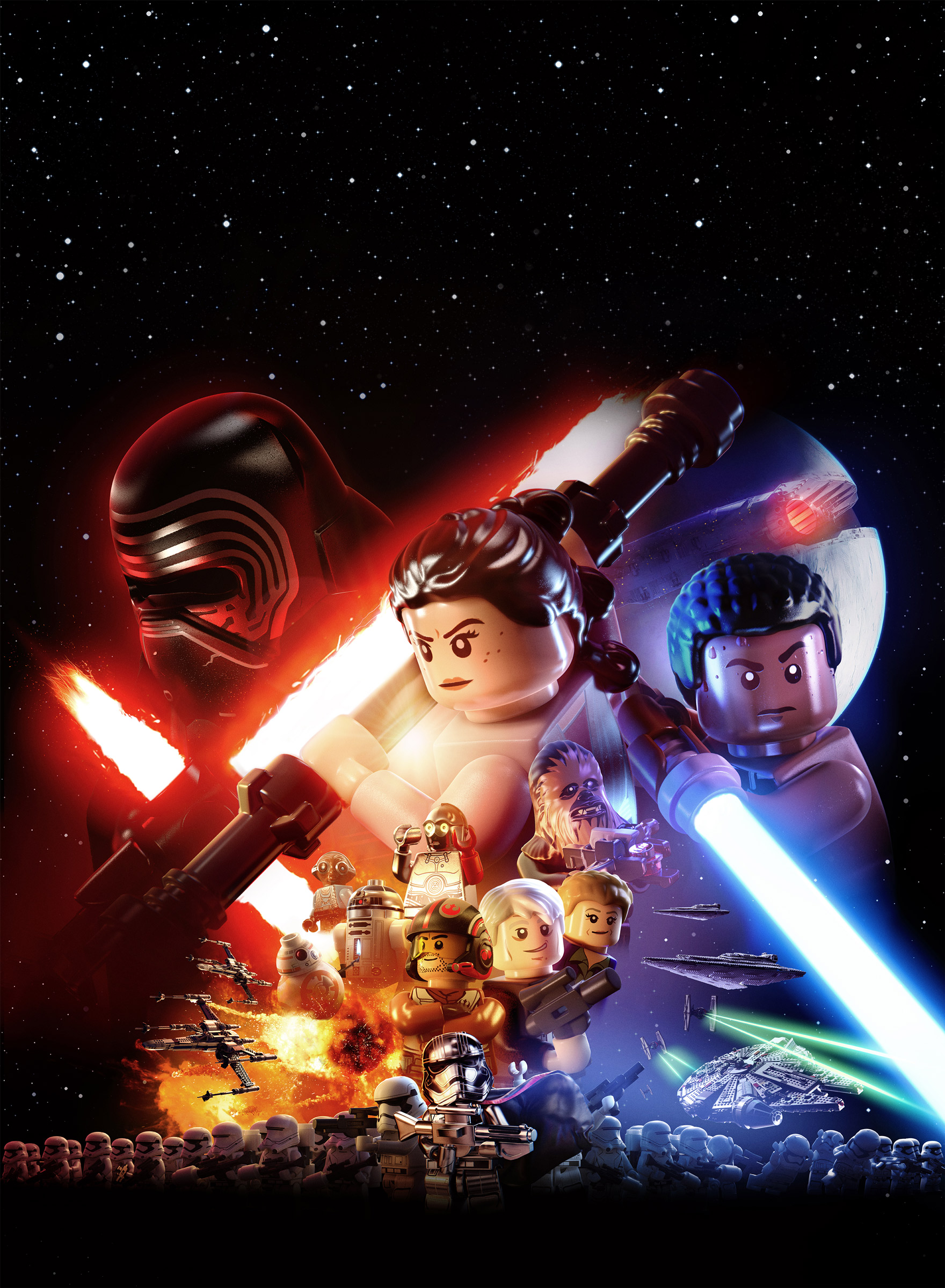 Calling All Jedi Masters and Master Builders: Announcing LEGO Star Wars: The Force Awakens
