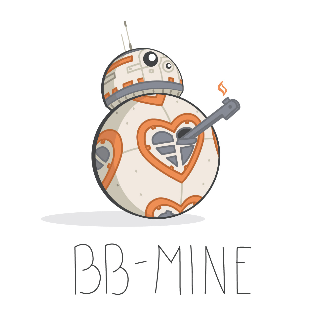 I Love You More Than Quotes: Star Wars: The Force Awakens Valentines!