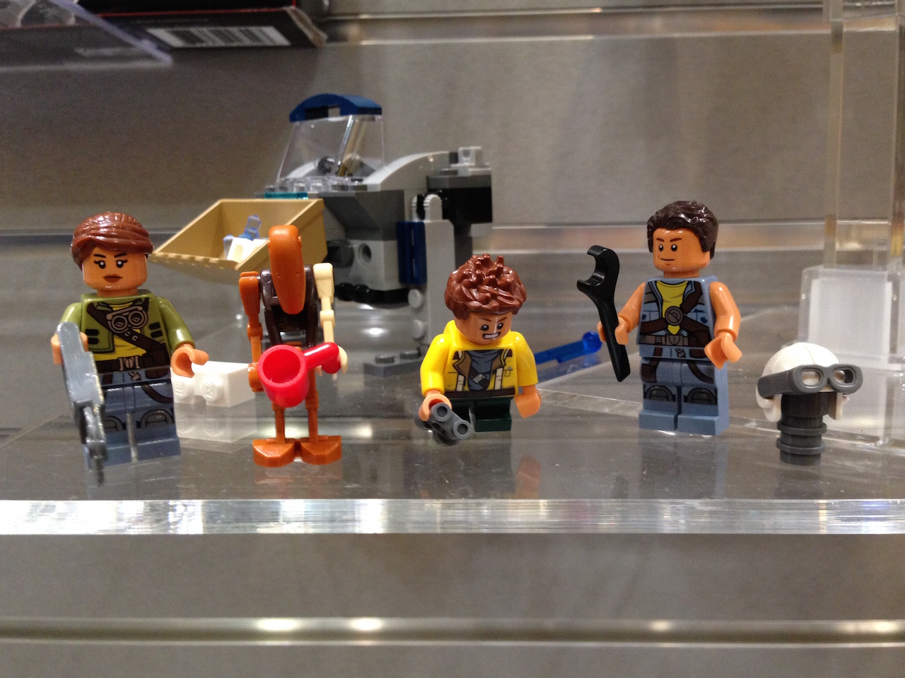 LEGO The Freemaker Adventures Set