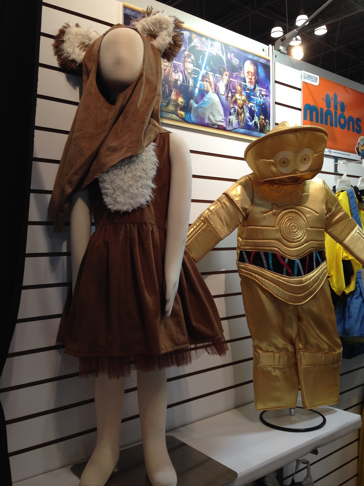 Princess Paradise Ewok Dress