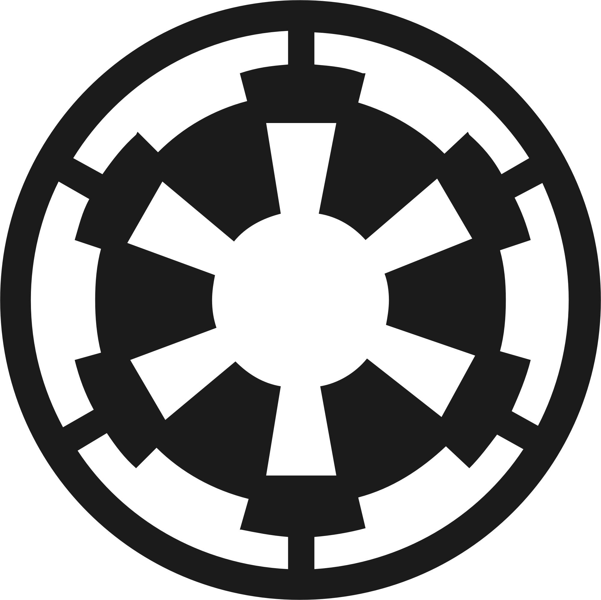 Image result for star wars empire logo