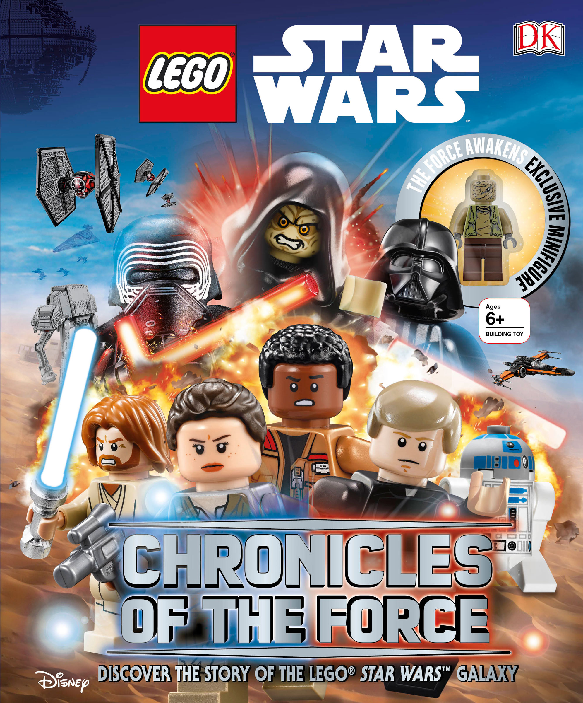 Lego Star Wars Chronicles Of The Force Exclusive Reveal Starwarscom