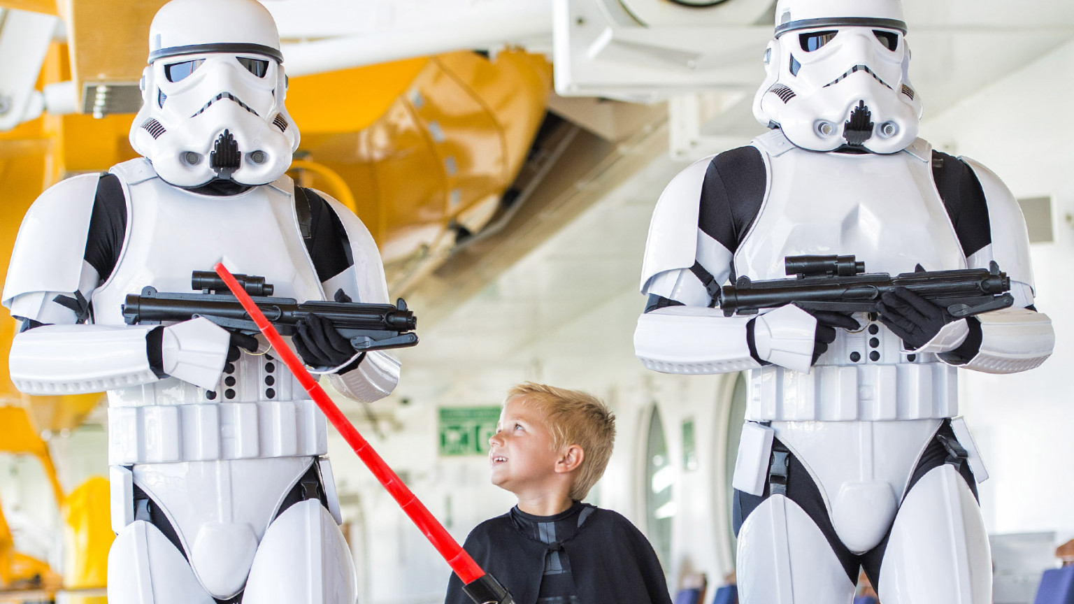 Star Wars Day At Sea 2017