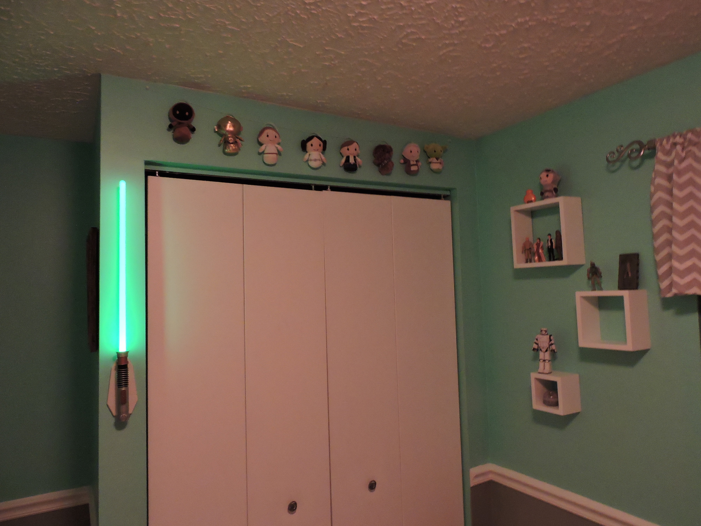 Star Wars Nursery - Character Plushes