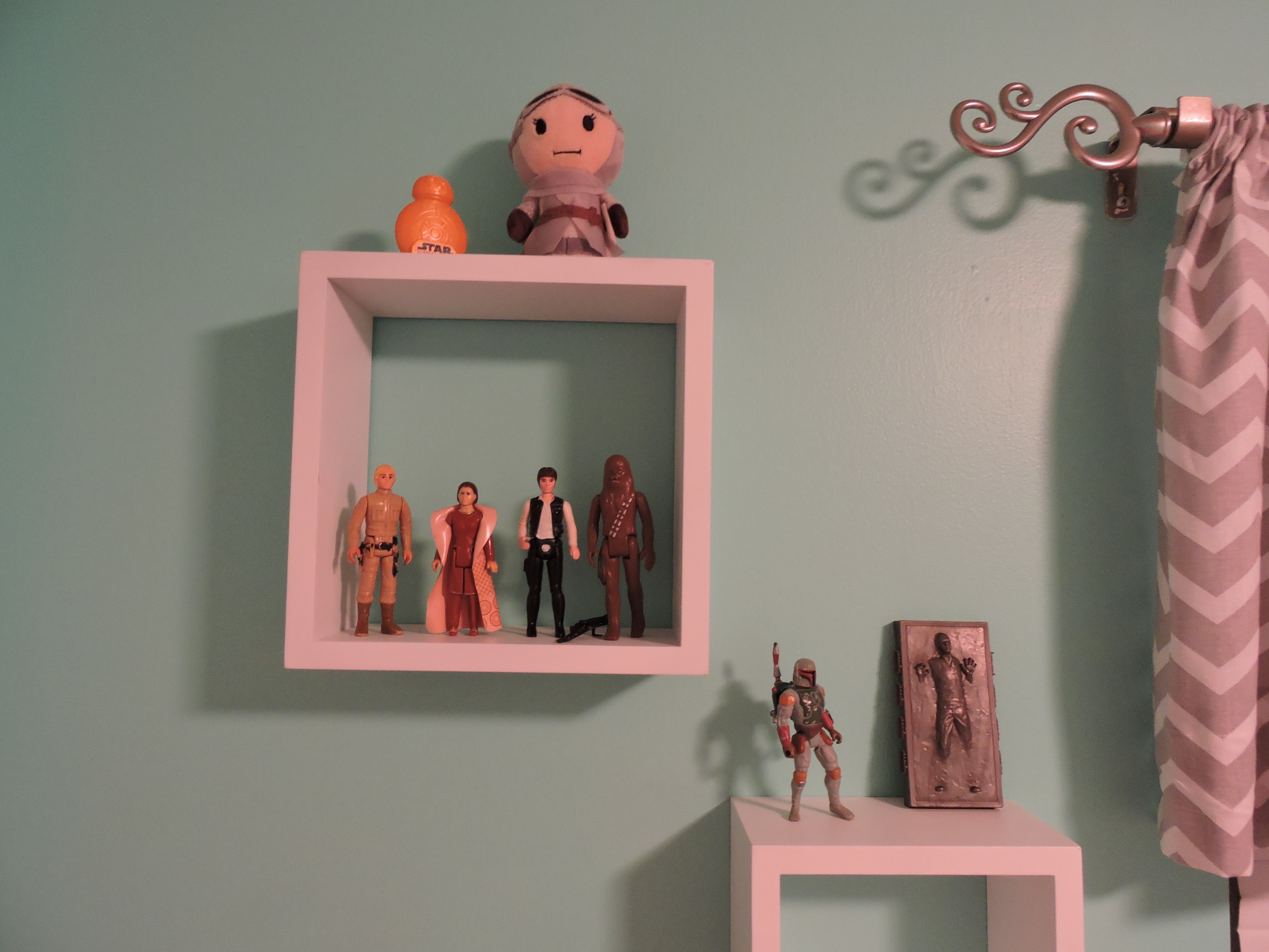 Star Wars Nursery Characters