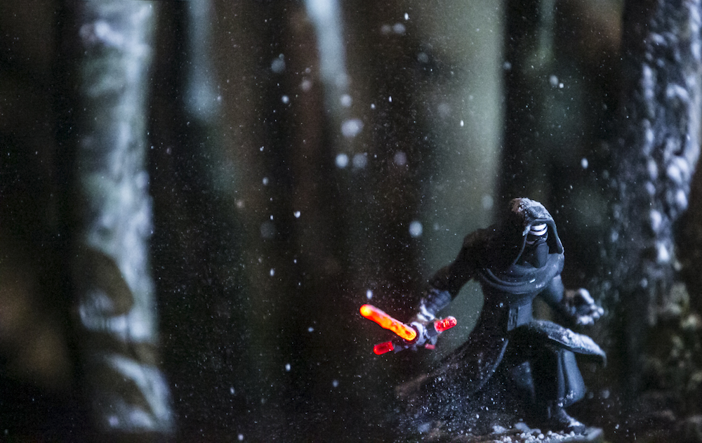 Kylo Ren Light Fx Interview With Sgtbananas Starwars Com