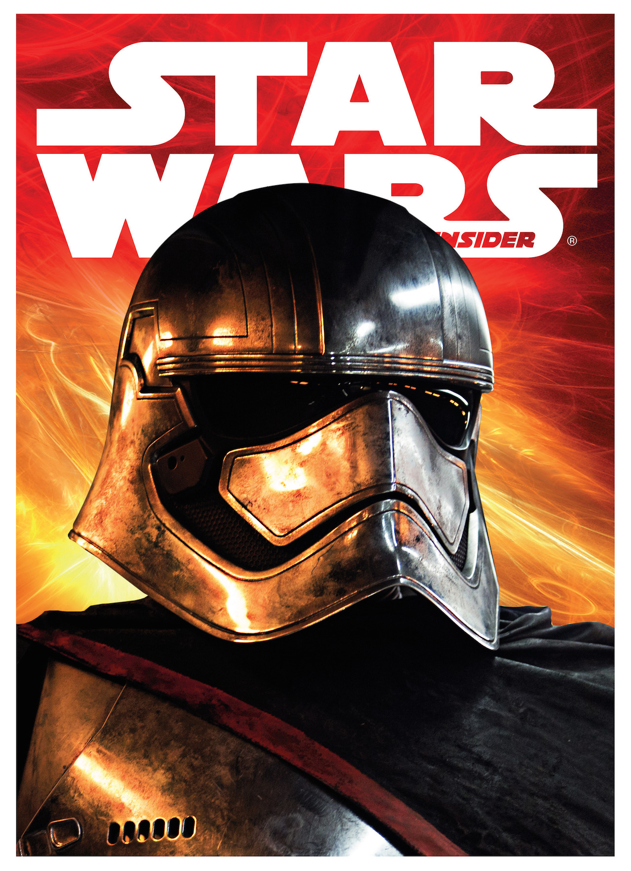 Star Wars Insider #164 - Captain Phasma Cover