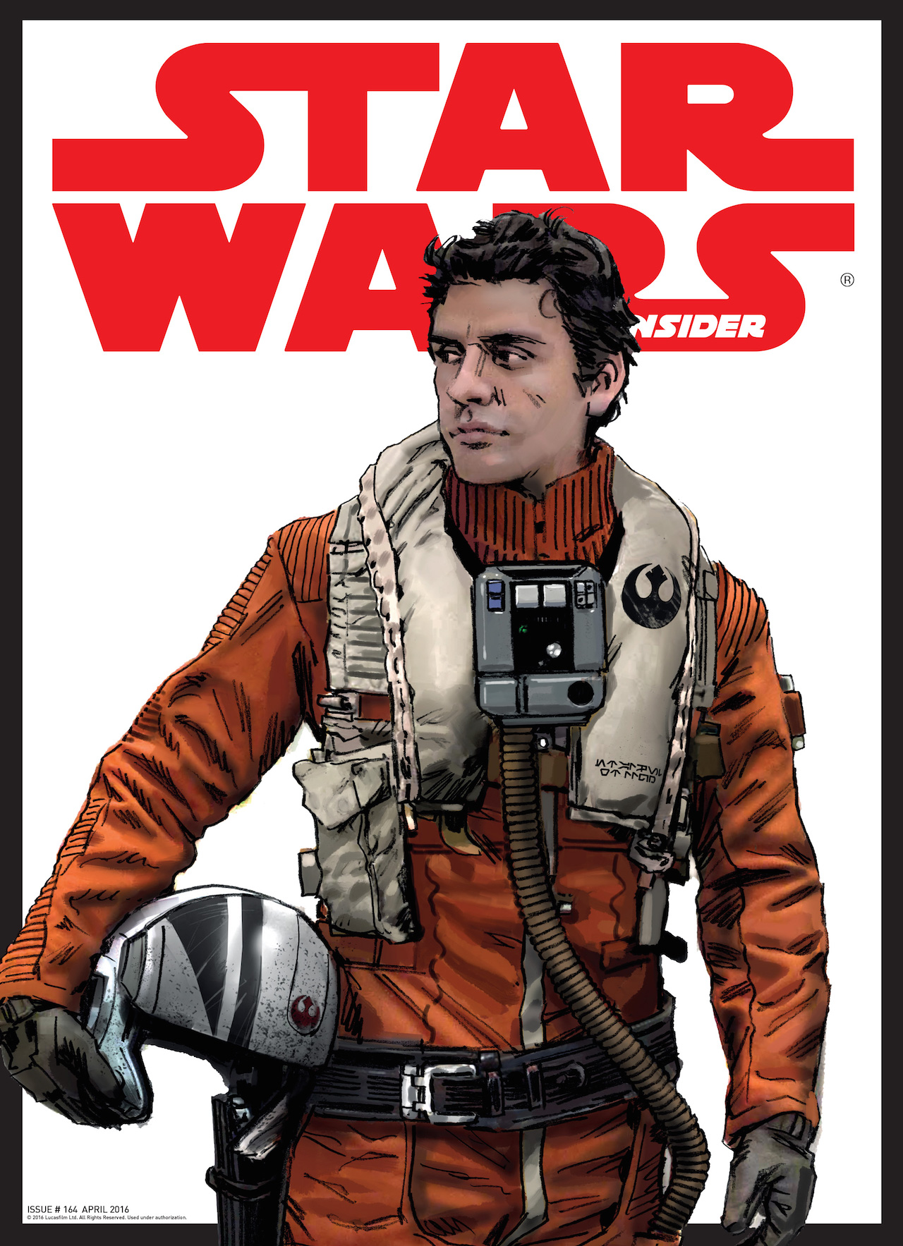 Star Wars Insider #164 - Poe Dameron