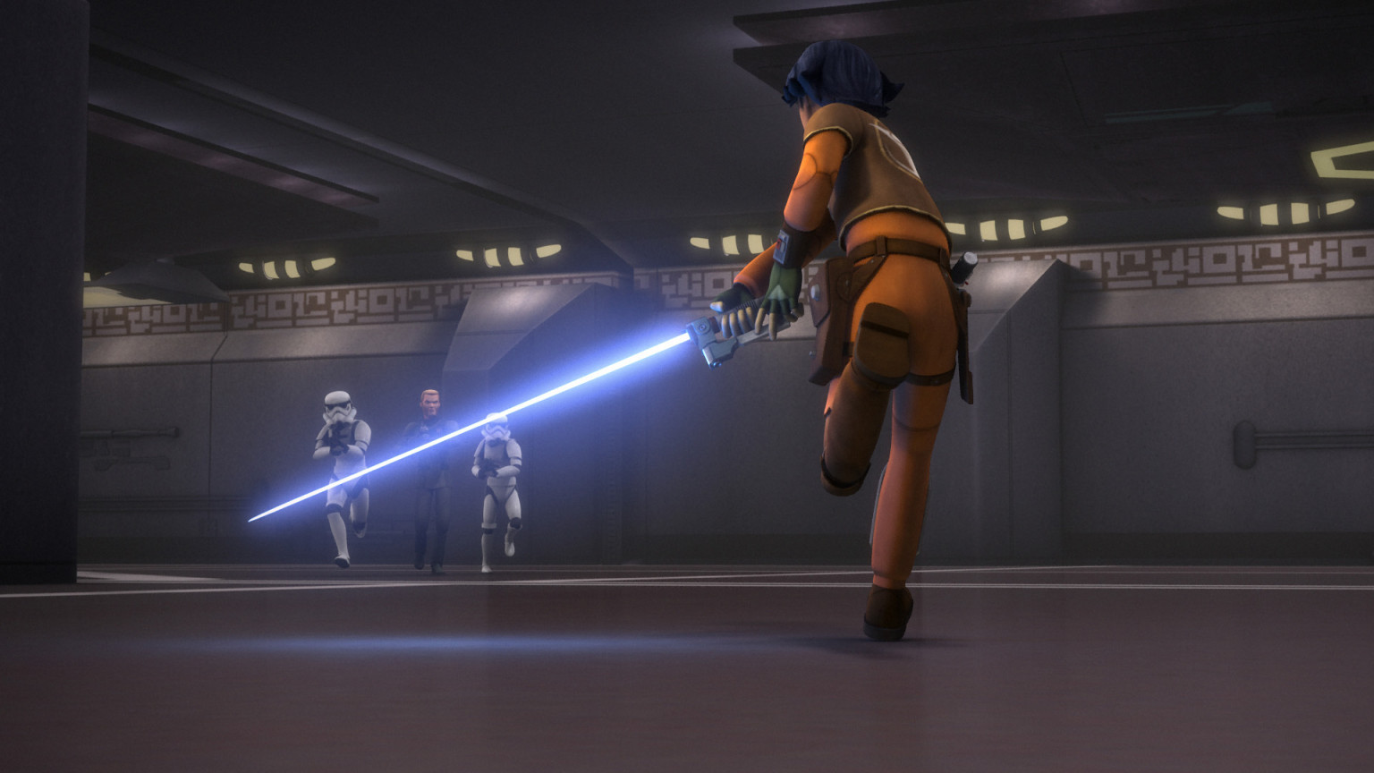 Star Wars Rebels - Ezra Bridger