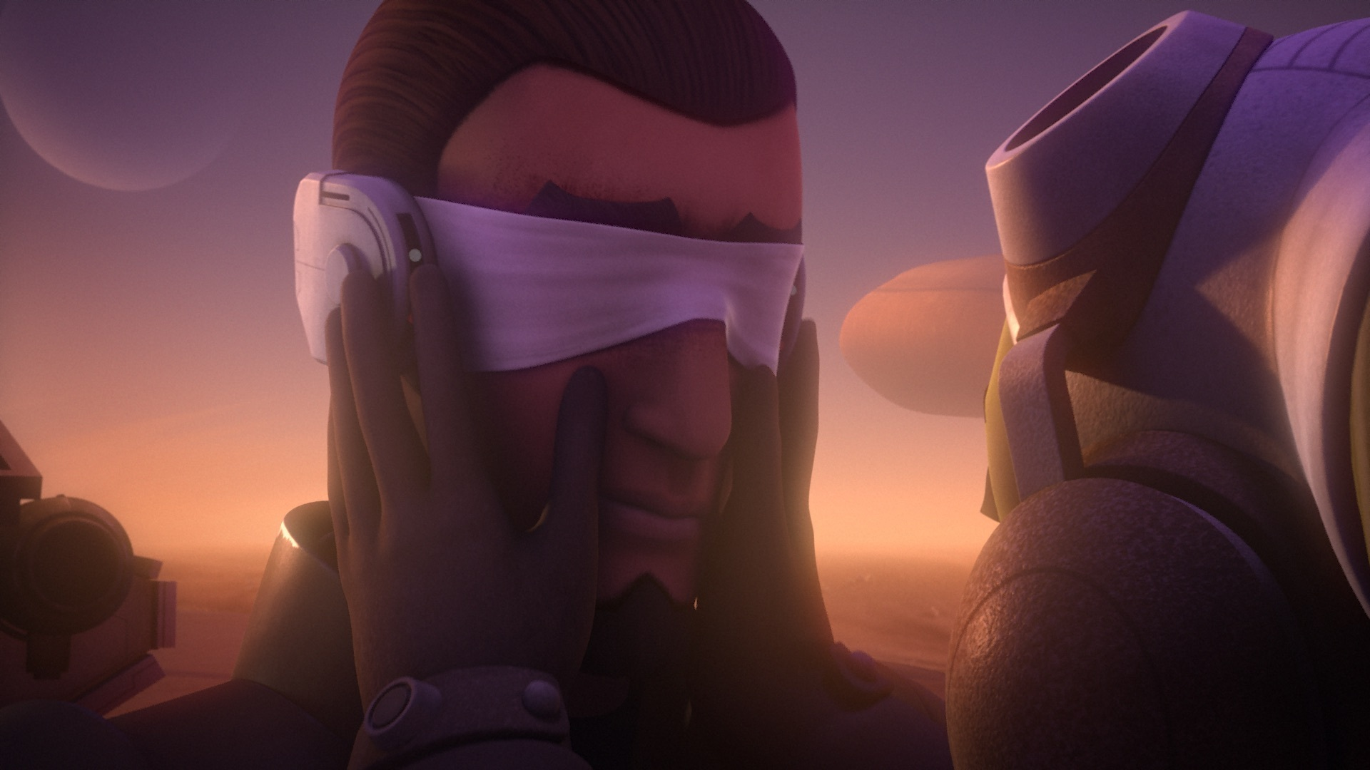 Star Wars Rebels - Blinded Kanan