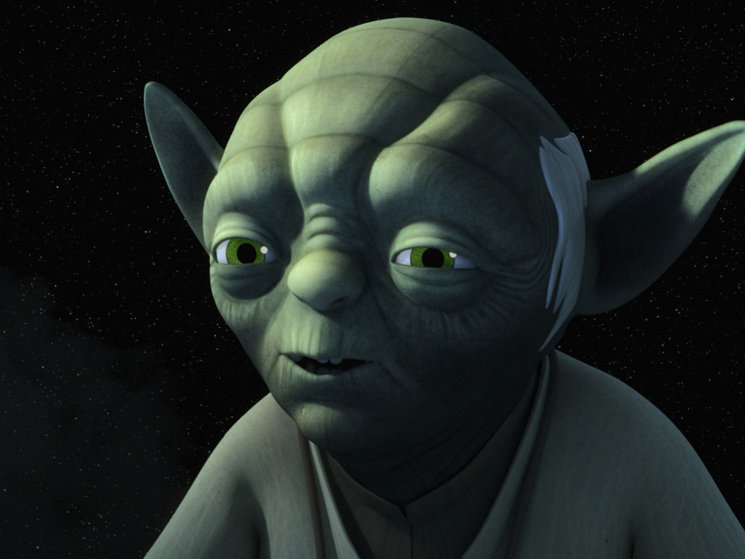 Star Wars Rebels - Yoda