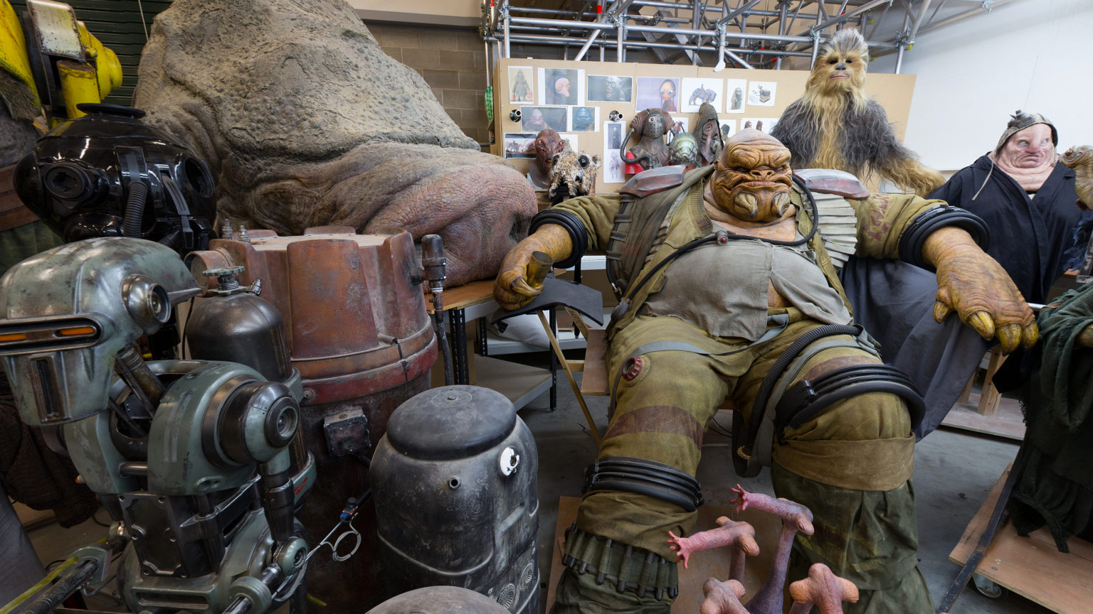 Star Wars 360 - Creature Shop