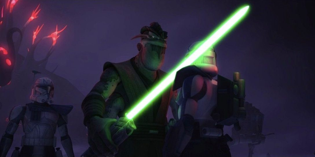 The Clone Wars - Pong Krell and Fives