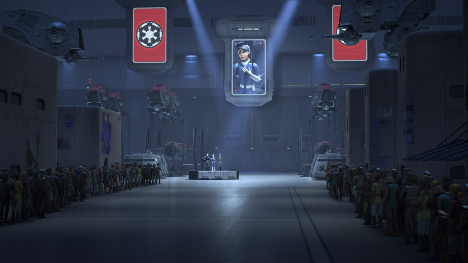 Star Wars Rebels - Empire Day on Lothal