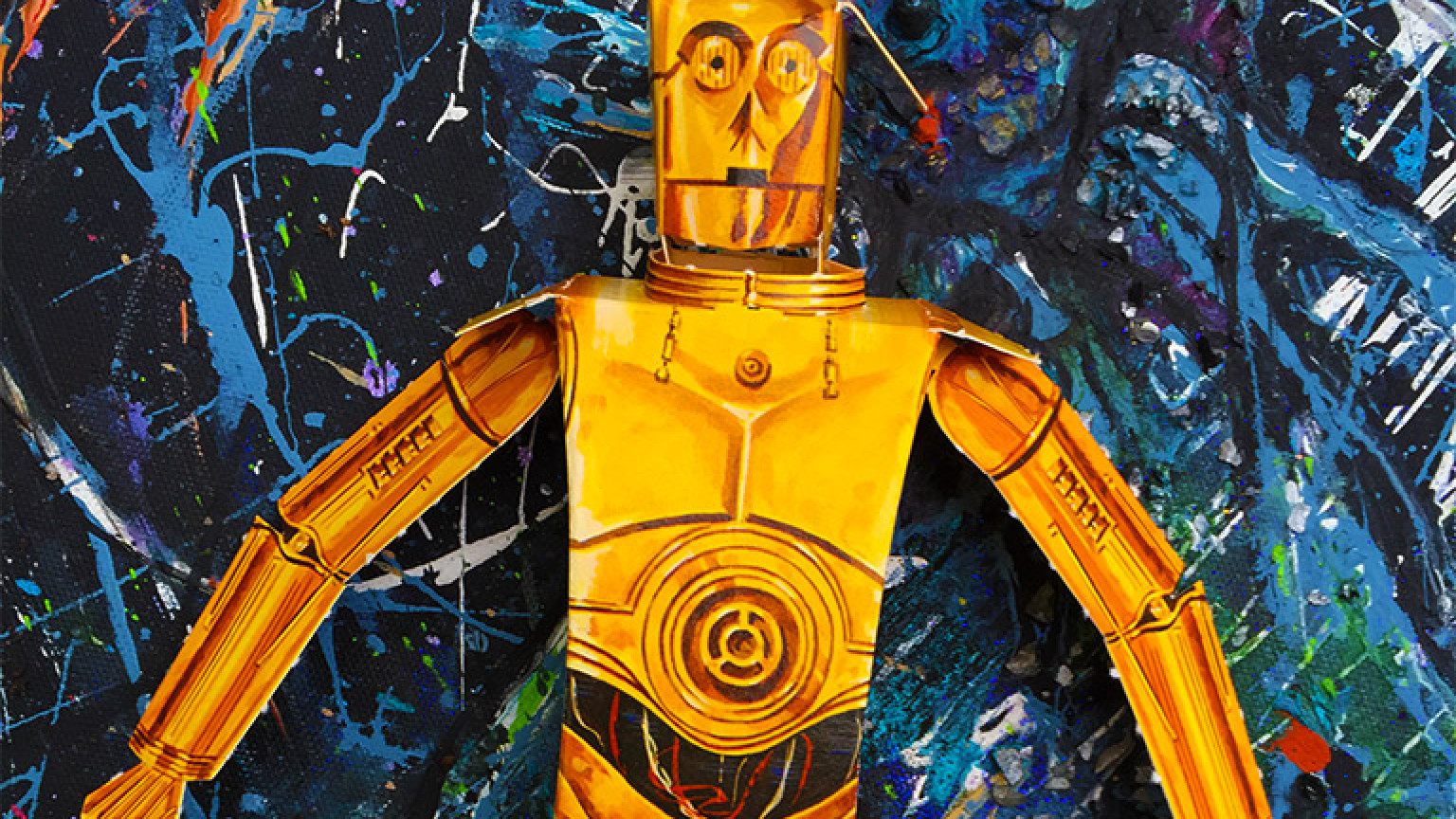 Burger Chef Funmeal C-3PO