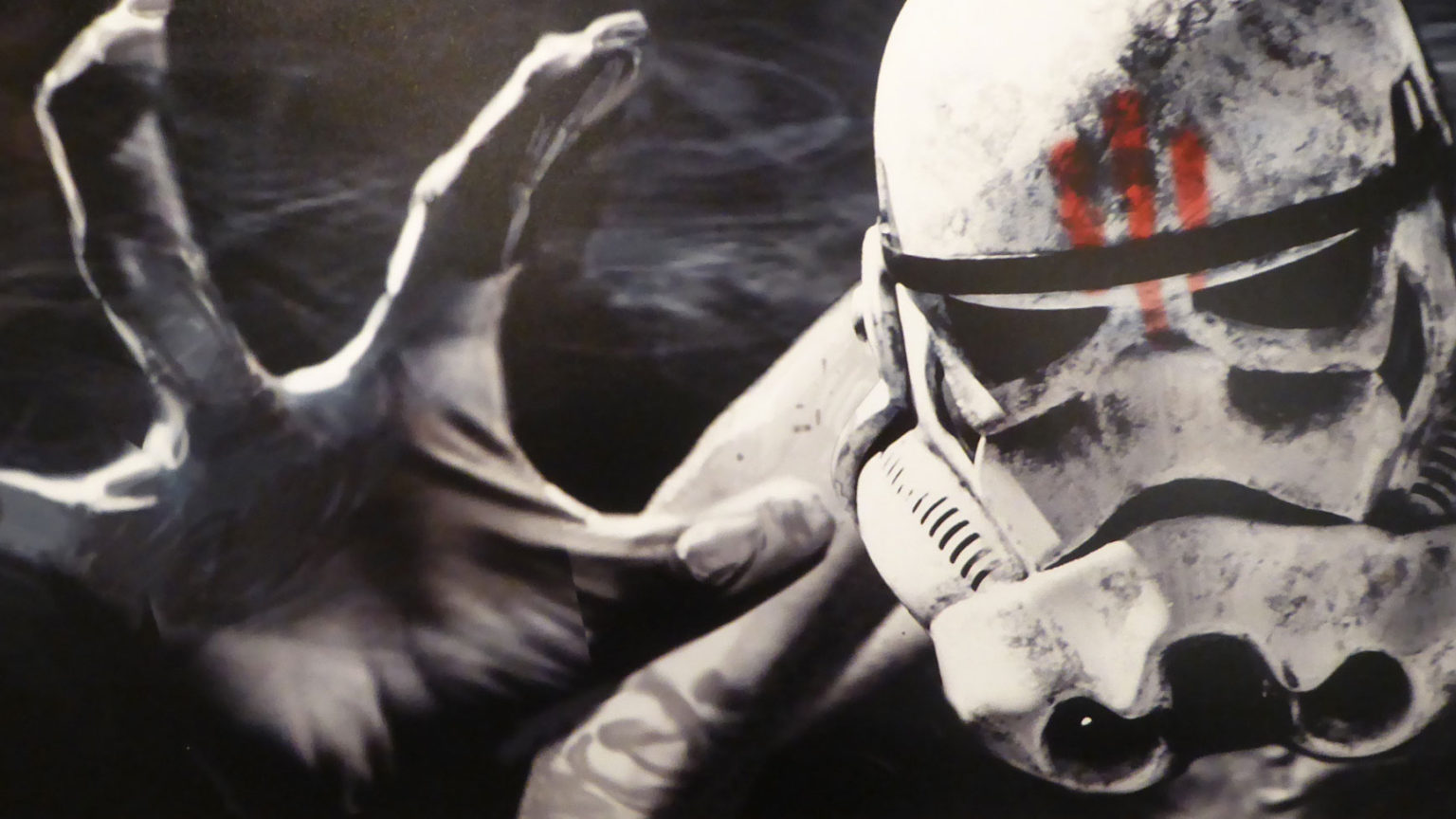 Stormtrooper - The Force Awakens
