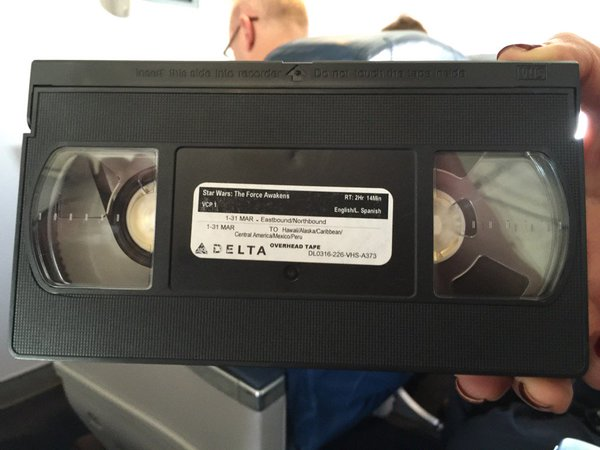 TFA Airline VHS