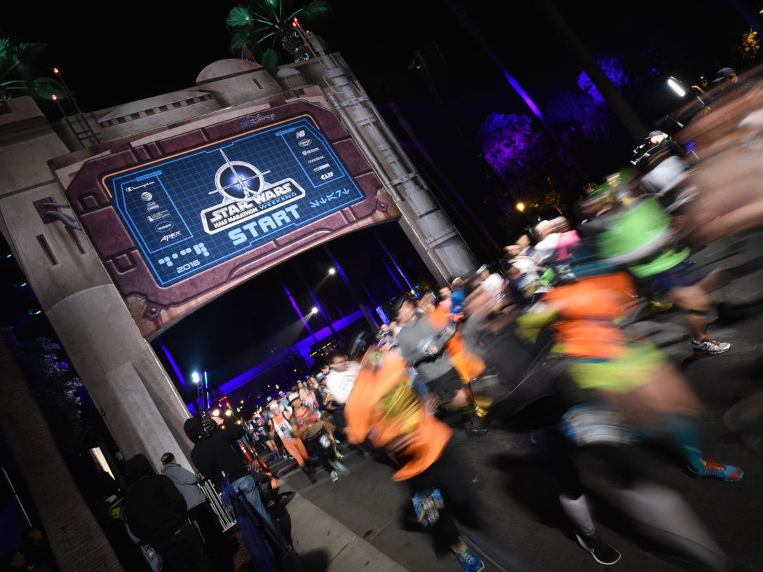 runDisney Star Wars Half Marathon