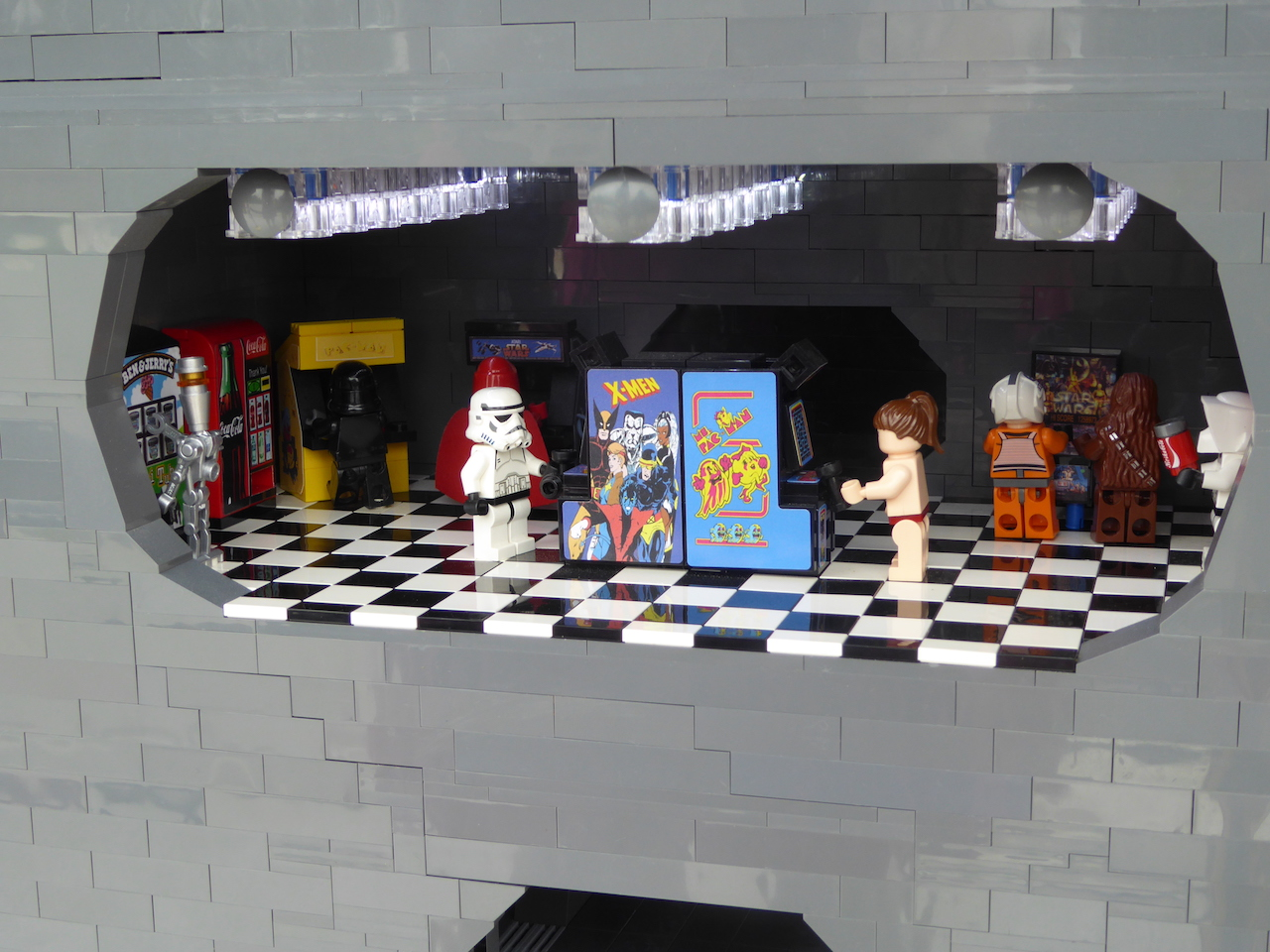 LEGO Bricks Meet the Force: Star Wars Days at LEGOLAND