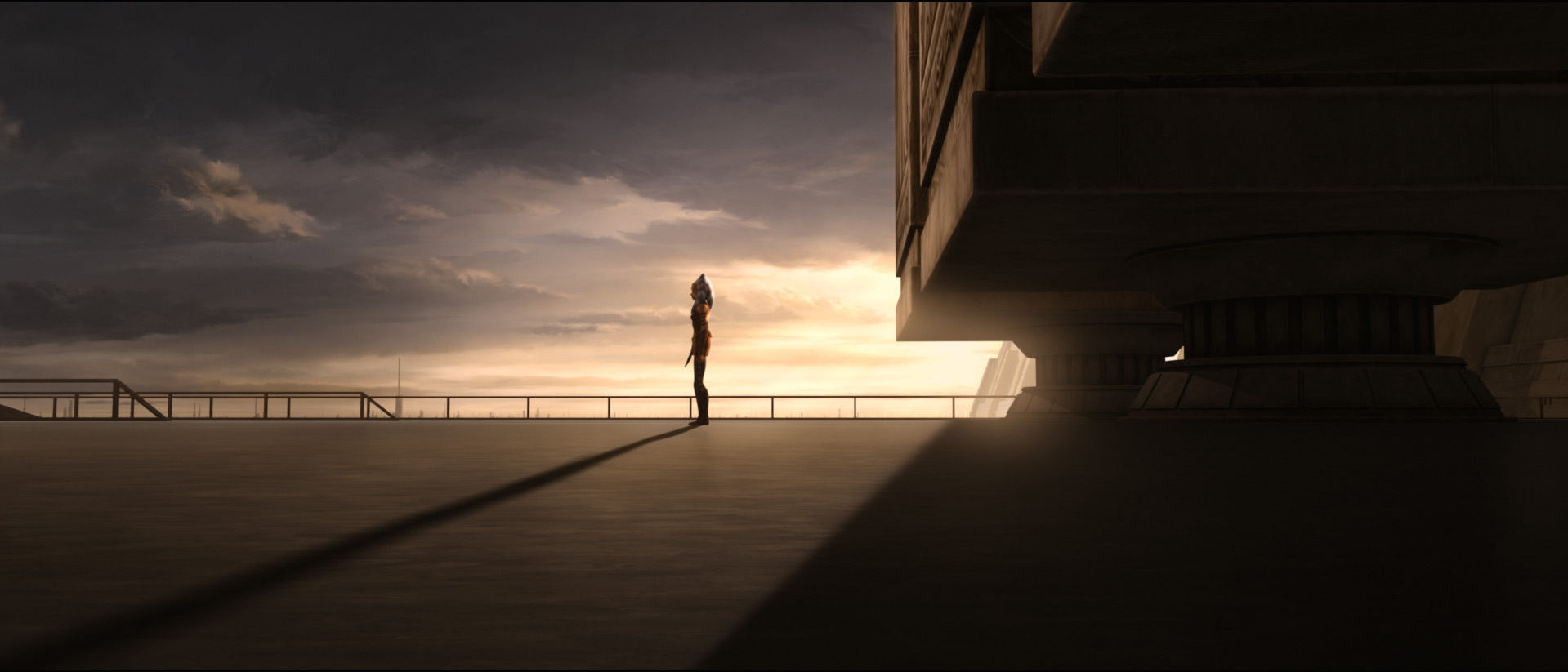 "Ahsoka in ""The Wrong Jedi"""