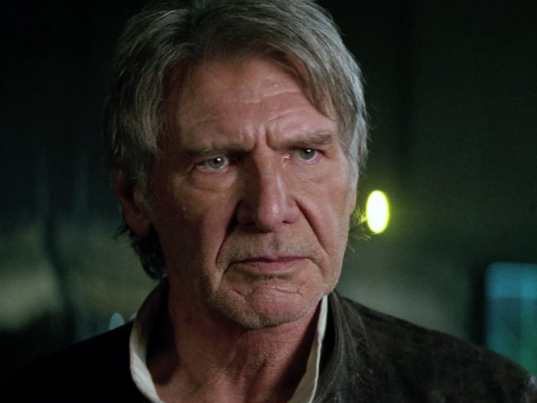 The Force Awakens - Han Solo