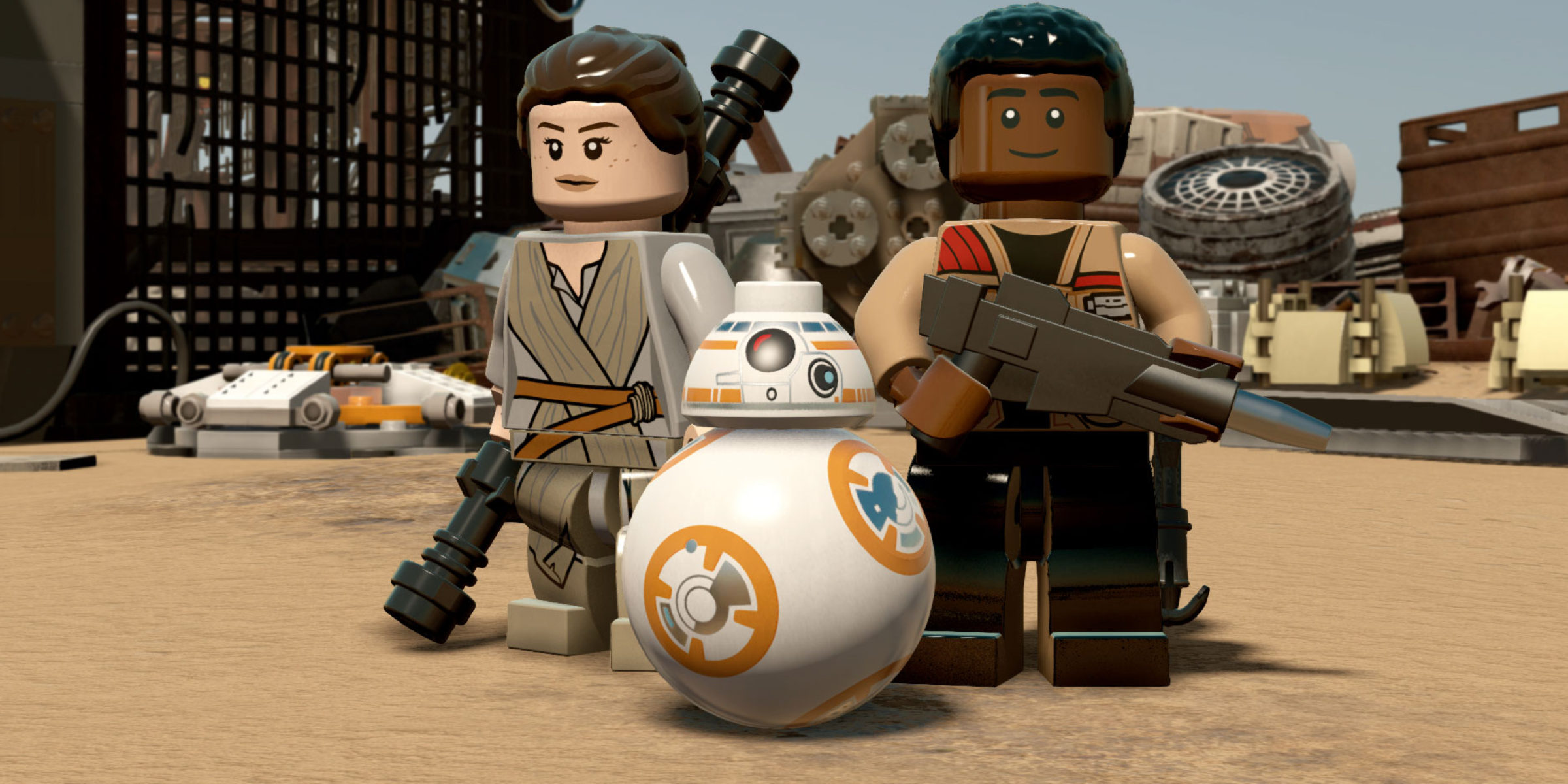 The Bricks Are Calling to You  Inside LEGO Star Wars  The Force Awakens 445af0cbbd