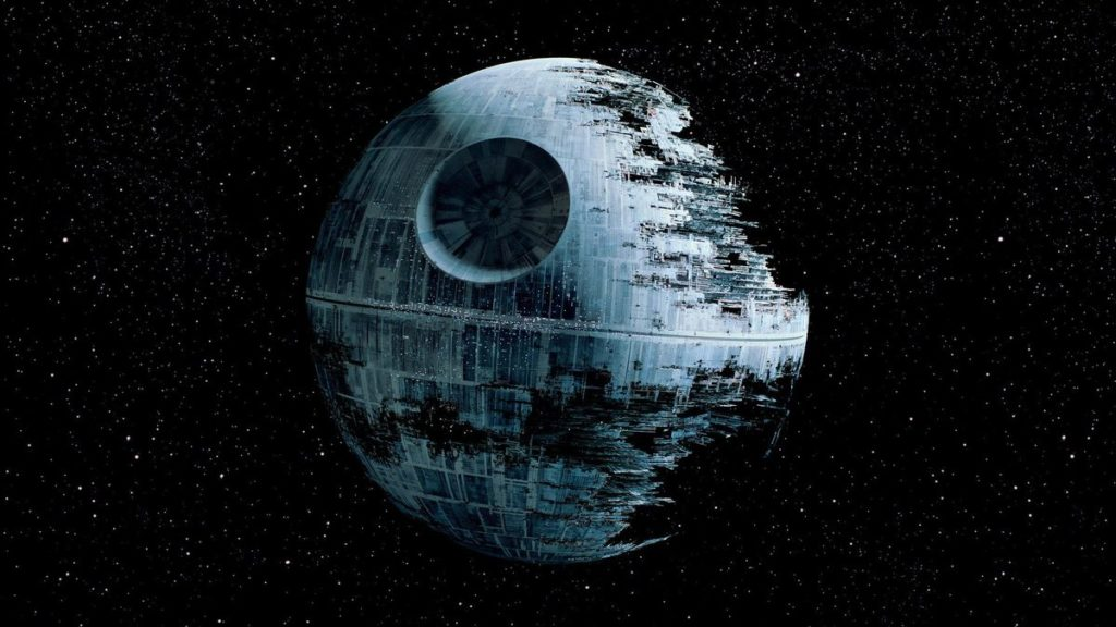 Return of the Jedi - Death Star II