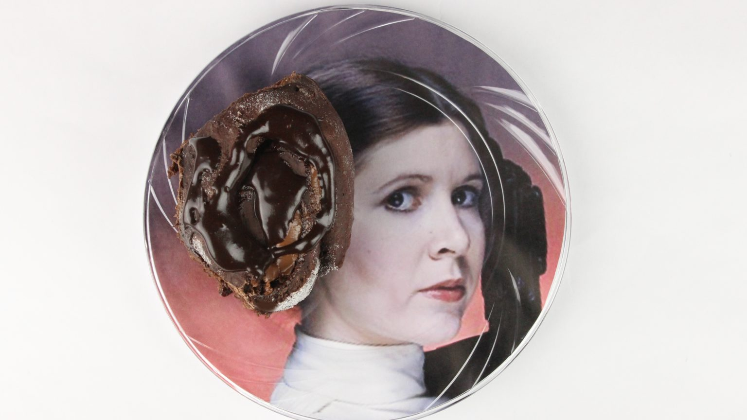 Princess Leia Nutella Buns Starwars Com