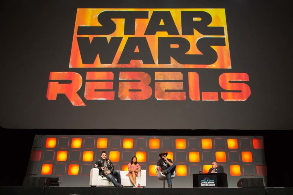Star Wars Rebels Season 3 Panel